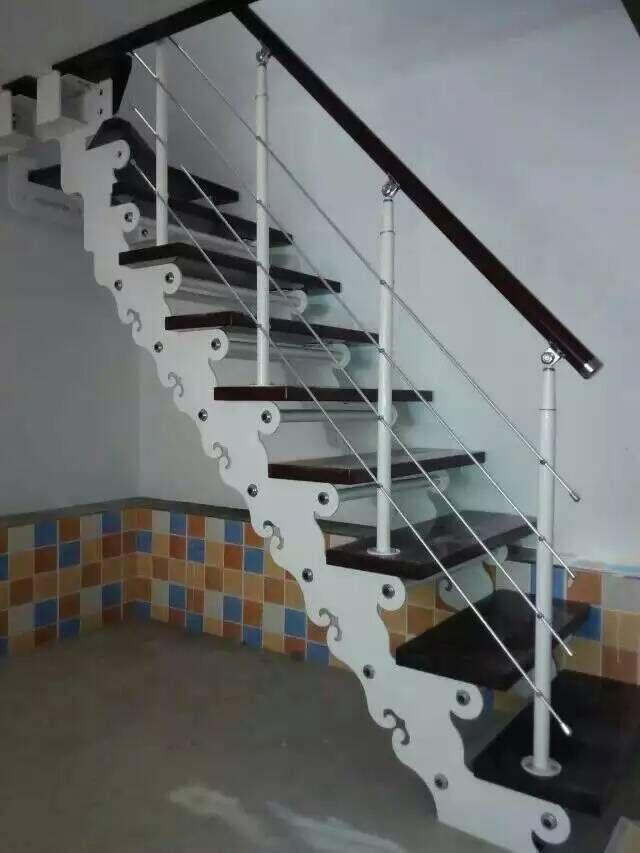 钢木楼梯生产厂家学习新思维的革新